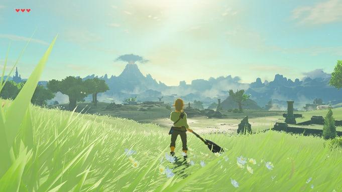 Nintendo Switch Avis Zelda