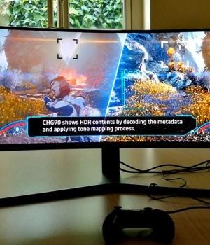 Samsung QLED Gaming CHG90