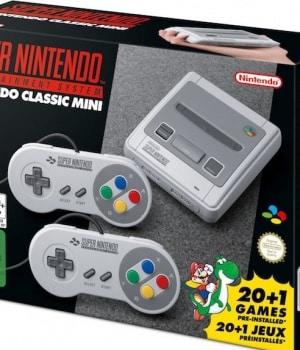 Precommande Super Nintendo Mini Classic
