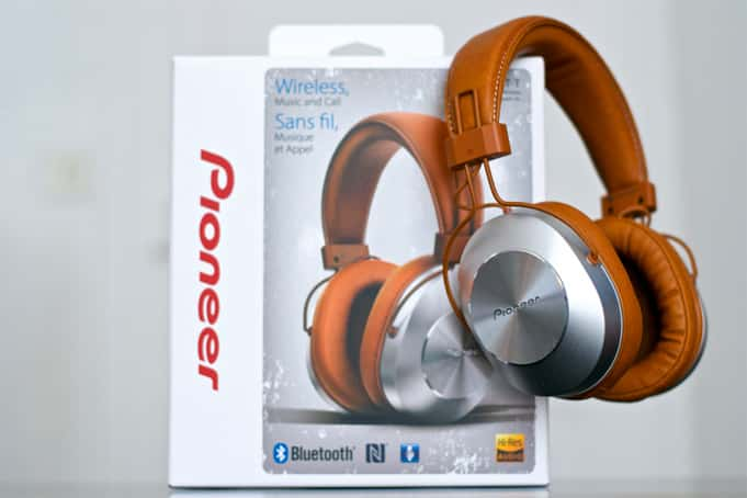 Test Casque High-Res Pioneer SE-MS7BT