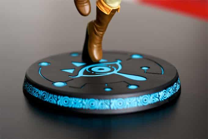 Figurine F4F Link Zelda botw