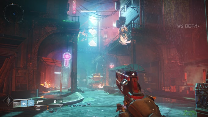 Impressions Test Destiny 2 Beta