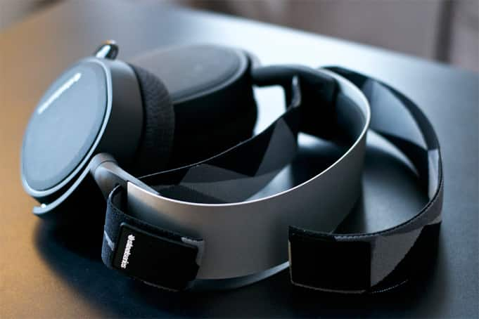 Test Arctis 7 Casque Steelseries