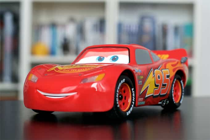 Test Sphero Ultimate Flash McQueen Lightning
