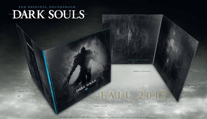 Vinyle Dark Souls 1