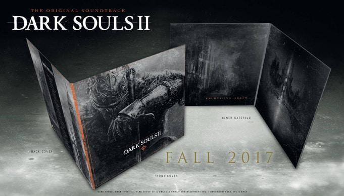 Vinyle Dark Souls 2