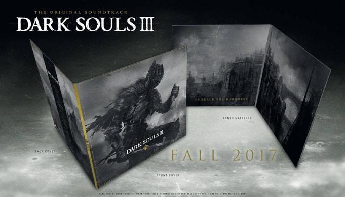 Vinyle Dark Souls 3