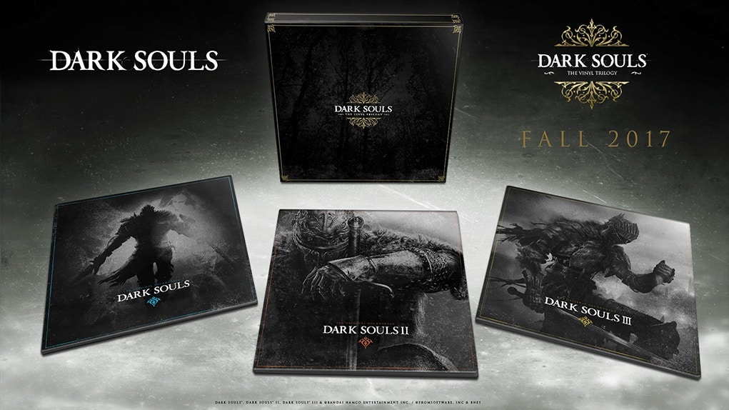 Vinyle Dark Souls Collector