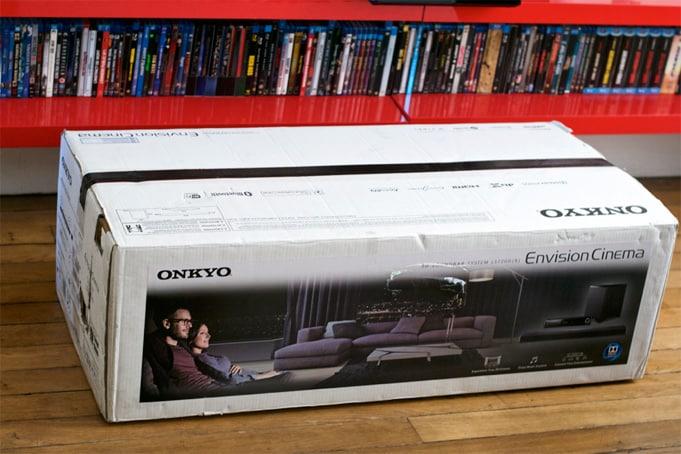 Barre son Onkyo LS7200 Atmos
