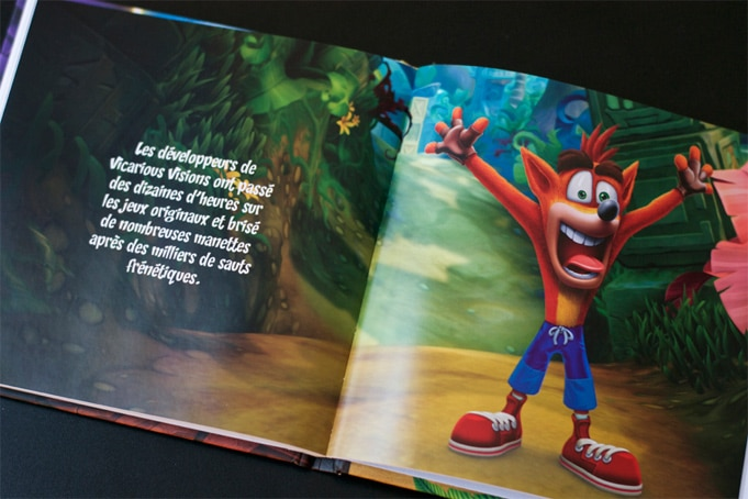 Crash Bandicoot Pack FnacCrash Bandicoot Pack Fnac