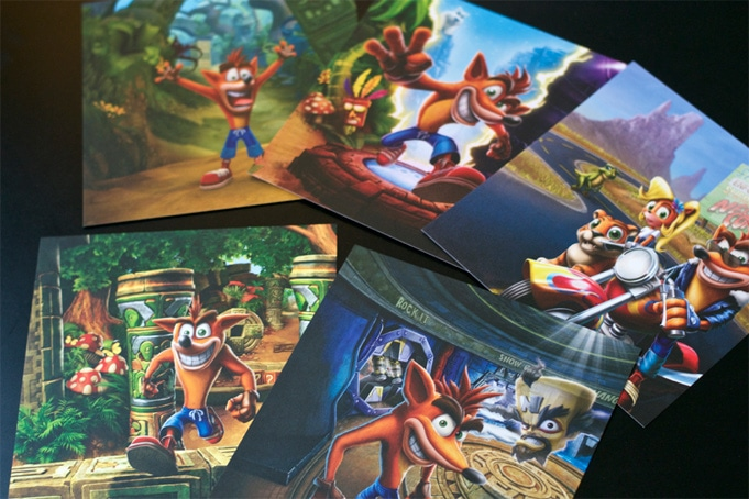 Crash Bandicoot Pack Fnac