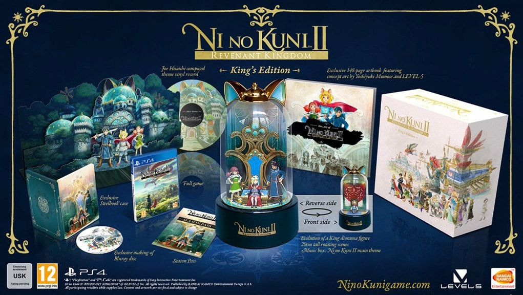 Ni No Kuni 2 Collector King