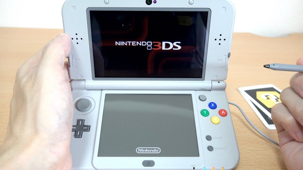 Precommande 3DS XL Super Nintendo