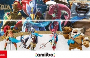 Precommande Amiibo Prodige Zelda Breath Of The Wild