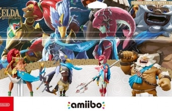 Precommande Amiibo Prodige Zelda Breath Of The Wild