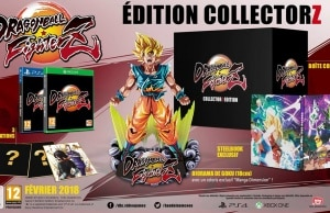Precommande Dragon Ball Fighter Z Collector