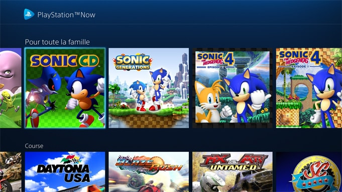 Test PS Now PS4 Avis