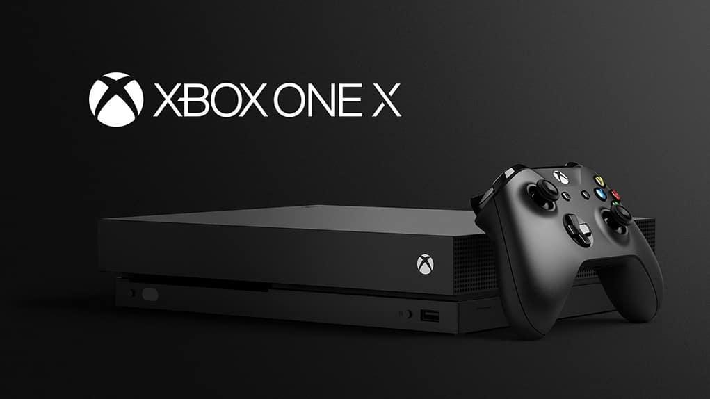 Xbox One X liste jeux 4K ameliores