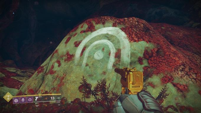 Destiny 2 Secteurs Oublies