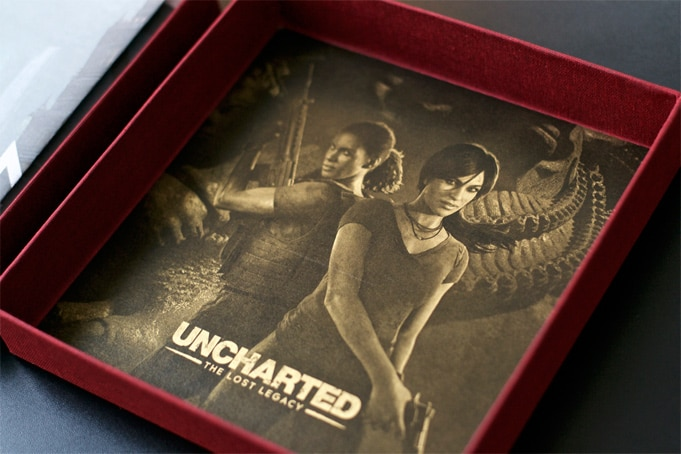 Press Kit Uncharted Lost Legacy