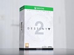 Unboxing Destiny 2 Edition limitee