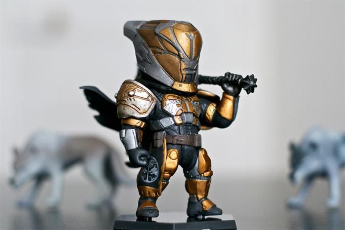 Unboxing Destiny Lord Saladin Figurine