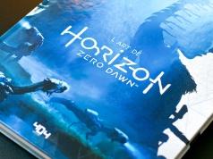 Artbook Horizon Zero Dawn version francaise
