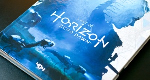 Artbook Horizon Zero Dawn version francaise