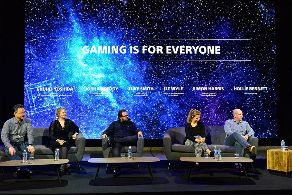 Conference PlayStation Paris Games Week 2017