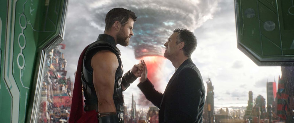 Critique Thor 3 Ragnarok