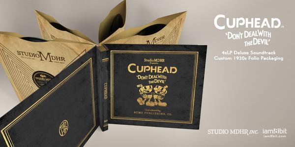Cuphead Vinyle collector