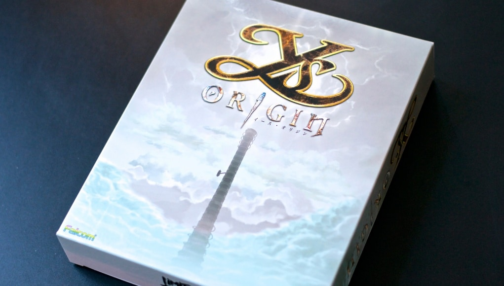 Unboxing Collector Ys Origins Limited Run Games