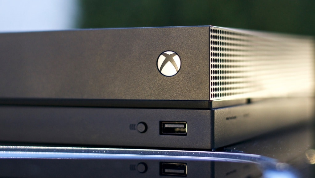 Xbox One X Preview