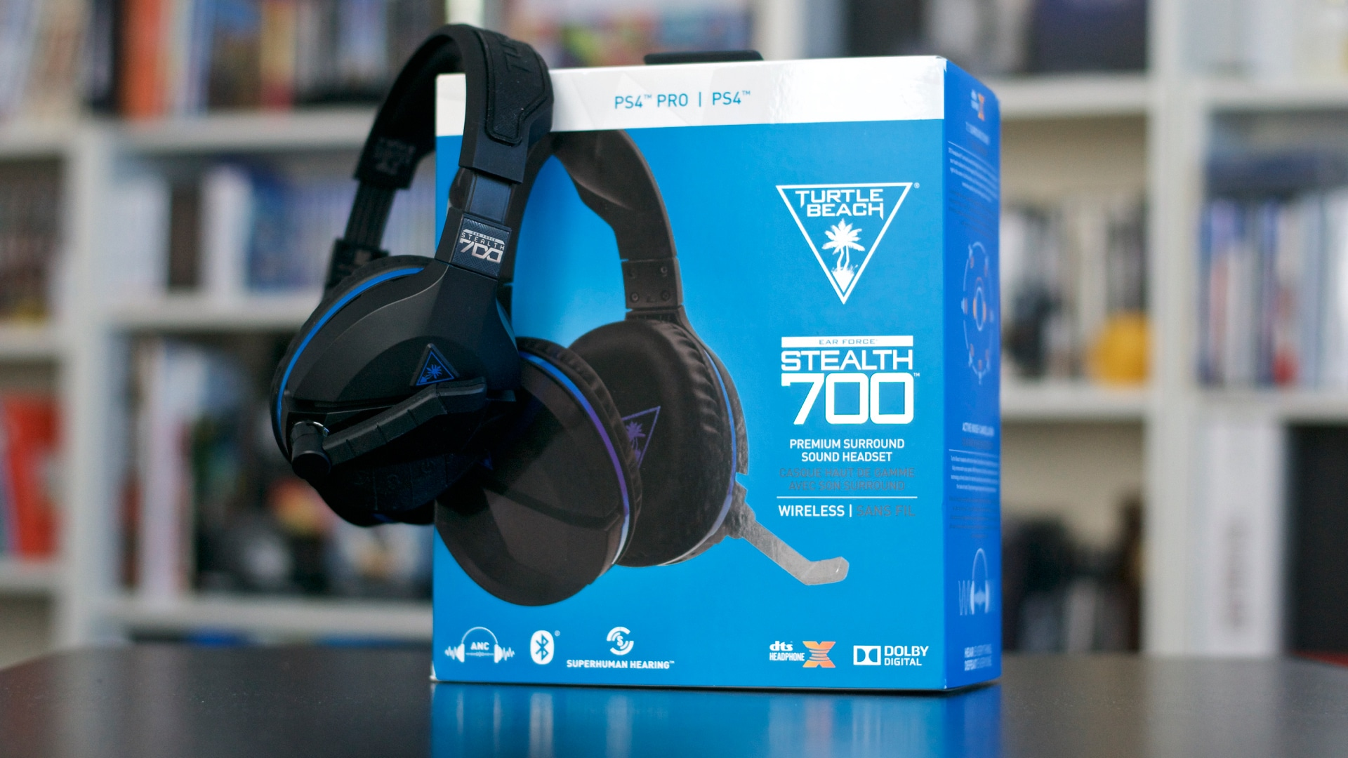avis casque sans fil turtle beach stealth 700 ps4 high. Black Bedroom Furniture Sets. Home Design Ideas
