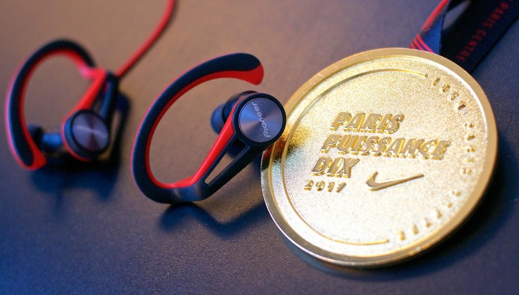 Avis Ecouteurs Pioneer E7 Sport
