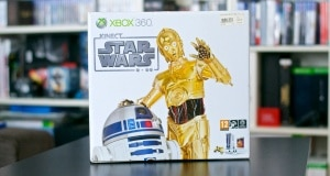 Console Star Wars Collector Xbox 360