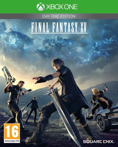 Fnac Black Friday Final Fantasy XV