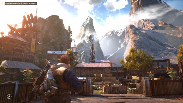 Gears of War 4 Xbox One X