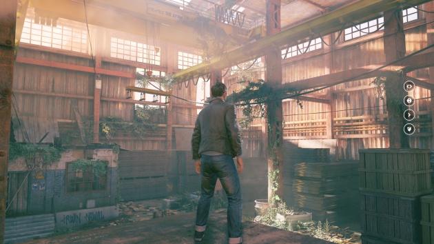 Quantum Break Xbox One X