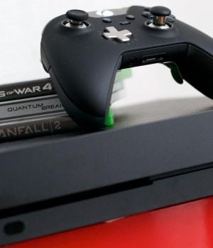 Test Xbox One X