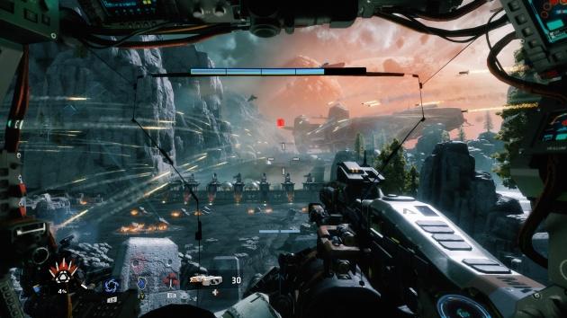 Titanfall 2 Xbox One X