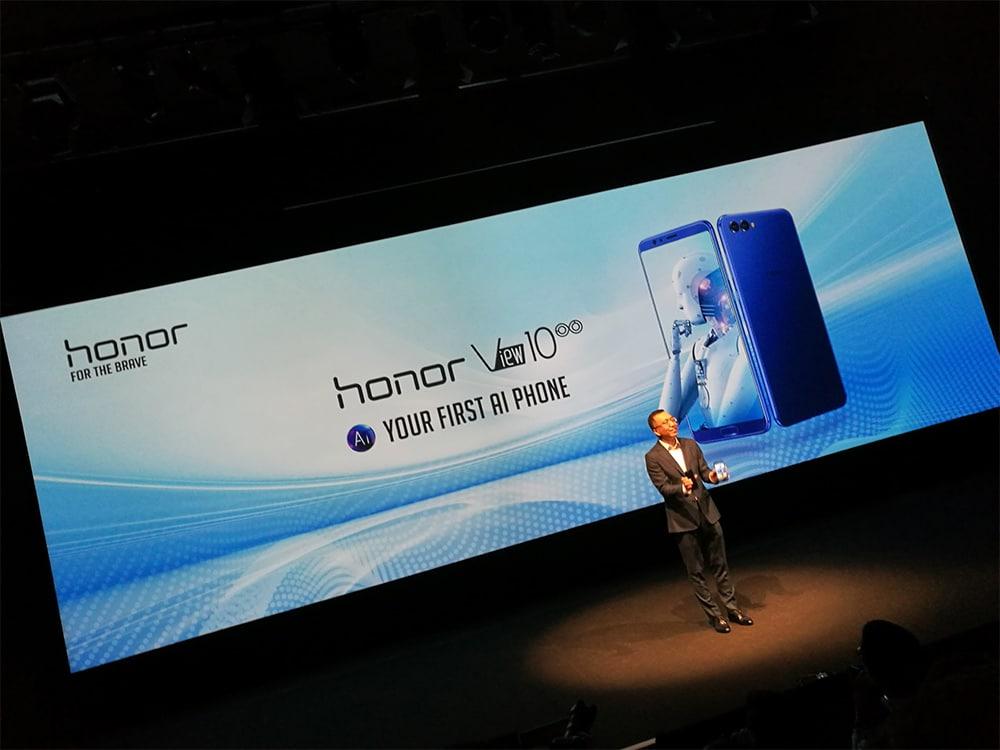 Avis Honor 7X