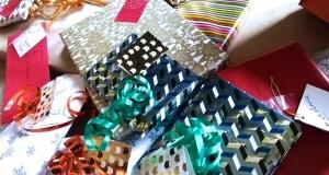 Deballage Cadeaux Noel 2017
