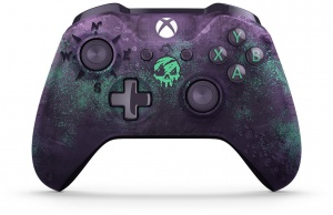 Manette Xbox One Sea of Thieves