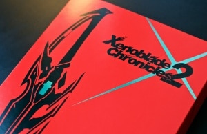 Unboxing Xenoblade Chronicles 2 Collector Switch