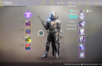 Destiny 2 Osiris Avenement