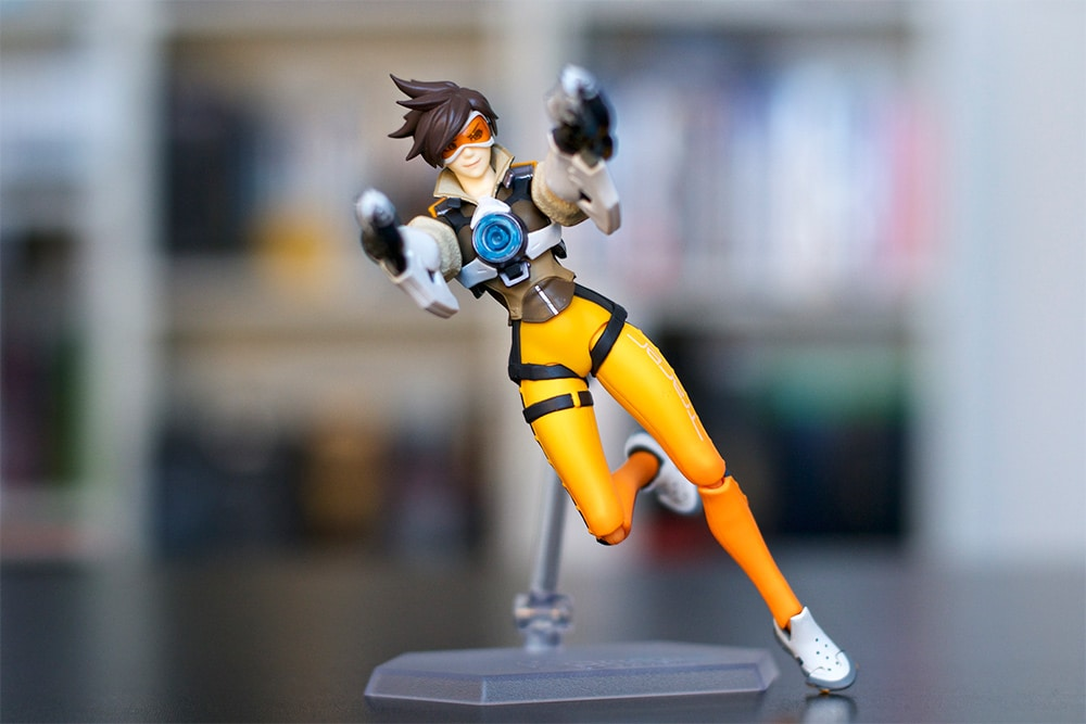 Tracer Figma Unboxing