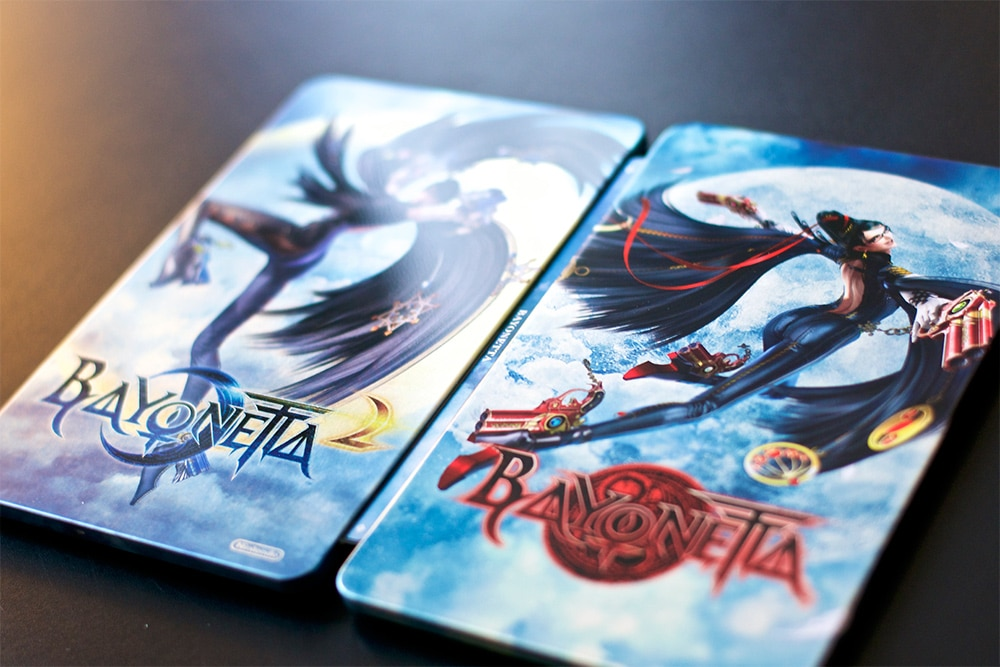 Bayonetta Collector Nintendo Switch