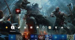 Comment Changer fond ecran PS4