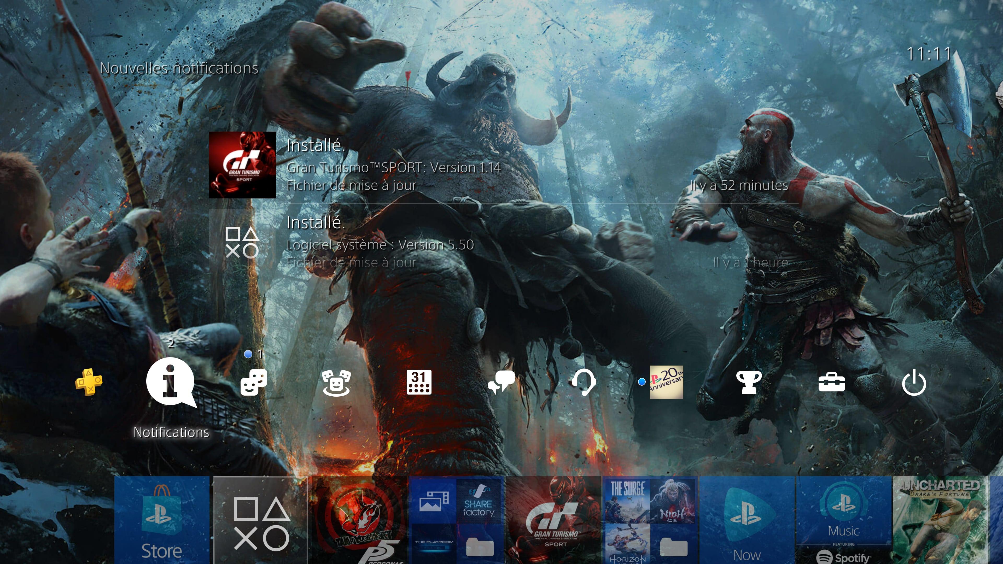 foto de Comment changer son fond d'écran personnalisé sur PS4 ? | Jeux ...